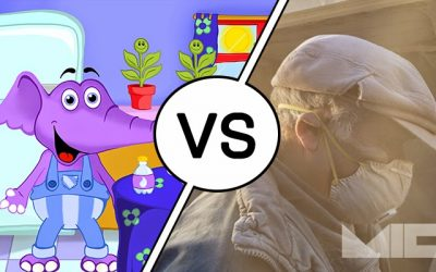 Animation vs Film…. Which one is right for your business?
