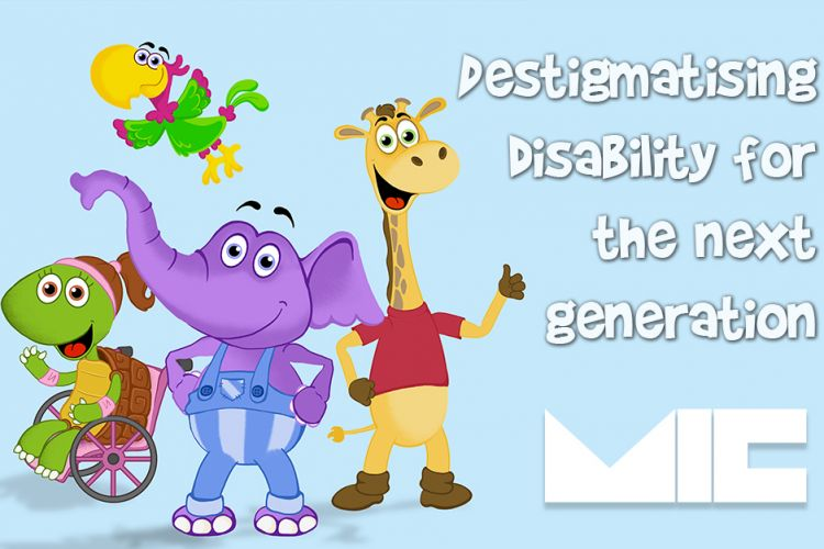 DESTIGMATISING DISABILITY FOR THE NEXT GENERATION