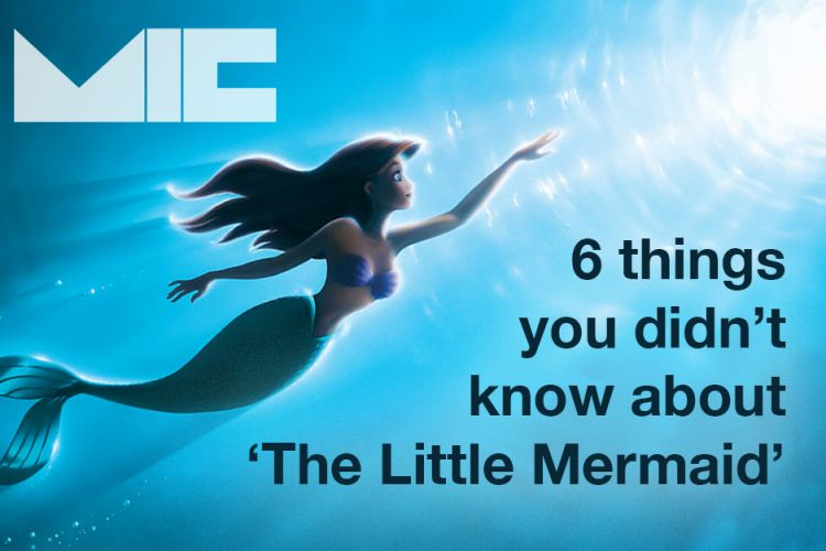 Six Things You Didnt Know About the Little Mermaid
